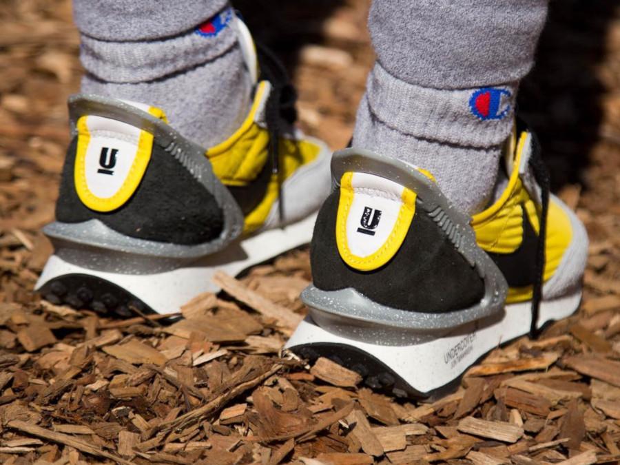 Jun Takahashi x Nike Daybreak jaune grise et noire (1)