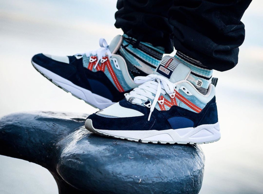 Karhu Fusion 2.0 Catch of the Day - @sneakersjeansts
