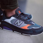 New Balance X-Racer 'Phantom Orion Blue Coral Glow'