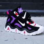 Nike Air Barrage Mid 2019 QS Hyper Grape