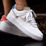Nike Wmns Air Force 1 '07 Lux 'White Platinum Tint Game Royal'