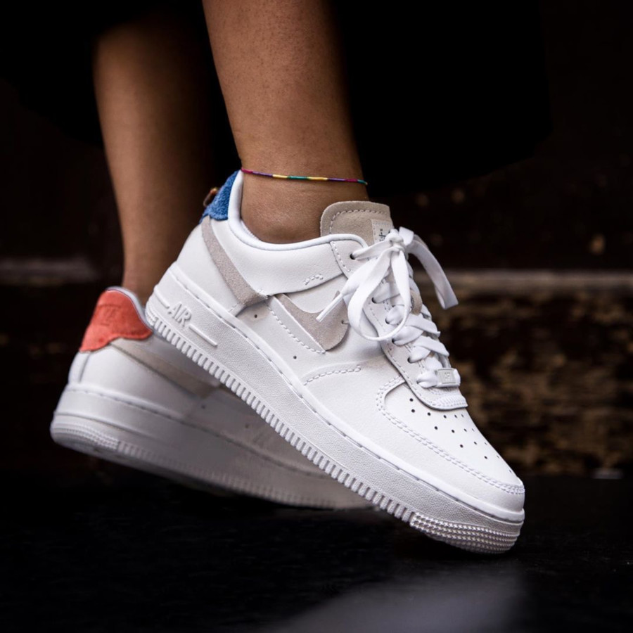 Decano Dar riega la flor  Faut-il acheter la Nike Air Force 1 '07 LX Inside Out 'White' 898889-103 ?