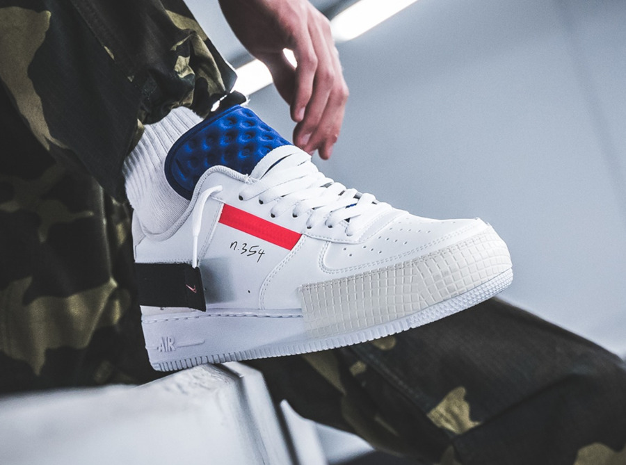Faut il acheter la Nike Air Force 1 Low Type N.354 White