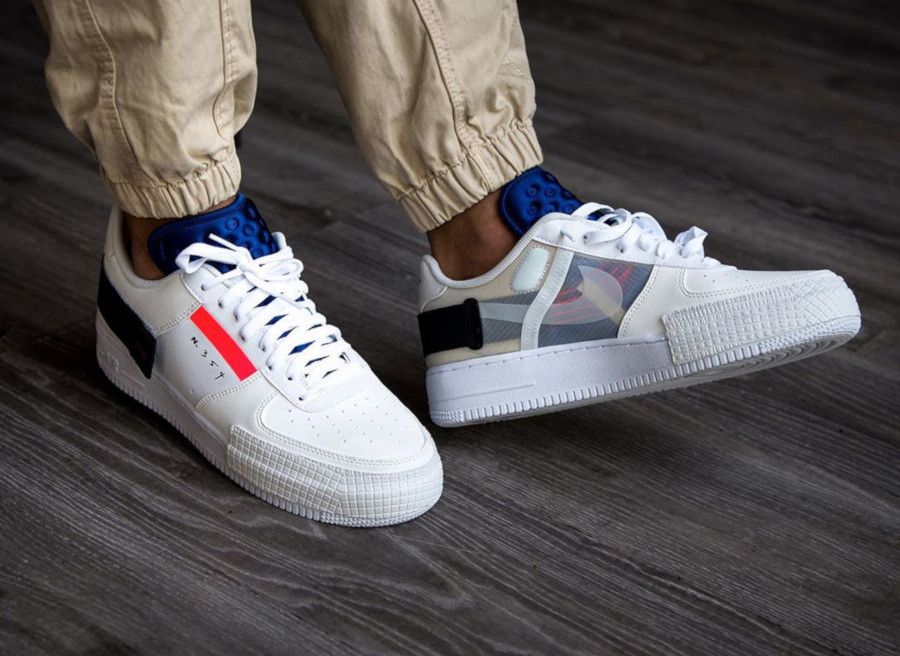 Faut-il acheter la Nike Air Force 1 Low Type N.354 White ...