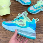 Nike Air Max 270 React Hyper Jade Frosted Spruce (San Francisco Psychedelia)
