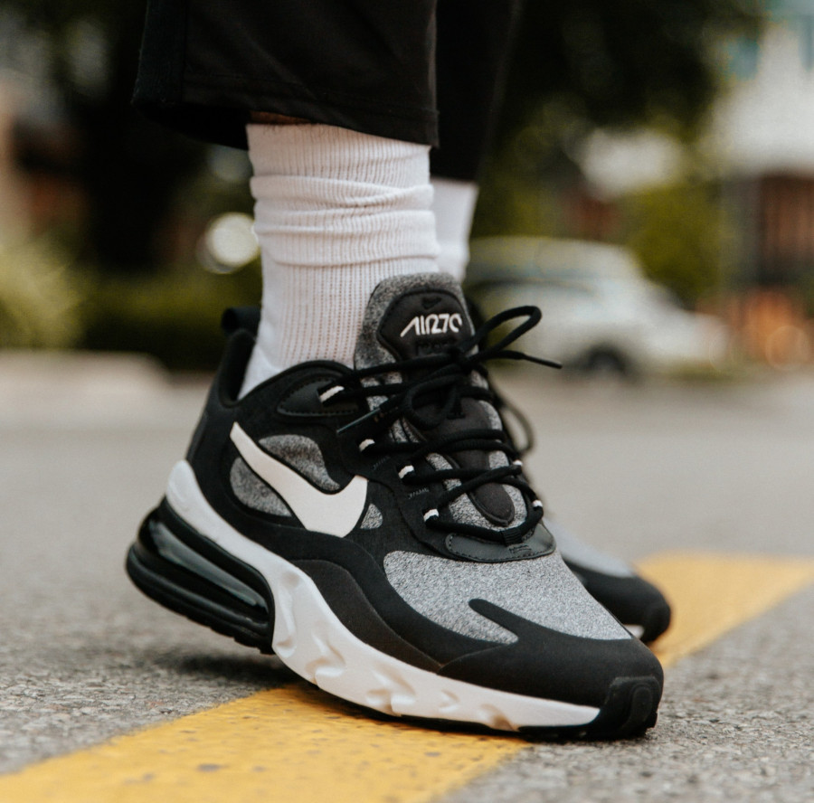 Nike Air Max 270 React Optical Art AO4971-001 (2)
