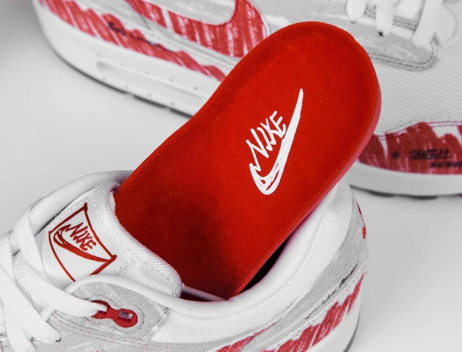 Nike Air Max 87 rouge style croquis quickstrike (7)