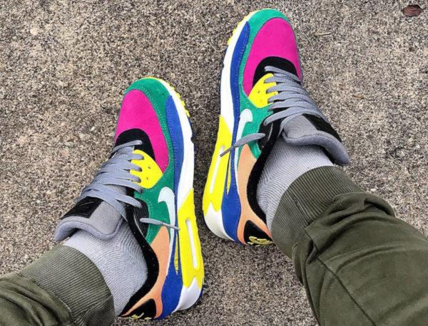 Nike Air Max 90 Viotech 2.0 Multicolor QS