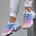 Nike Wmns Air Max Plus 'Psychic Pink' Pastel Rainbow Gradient