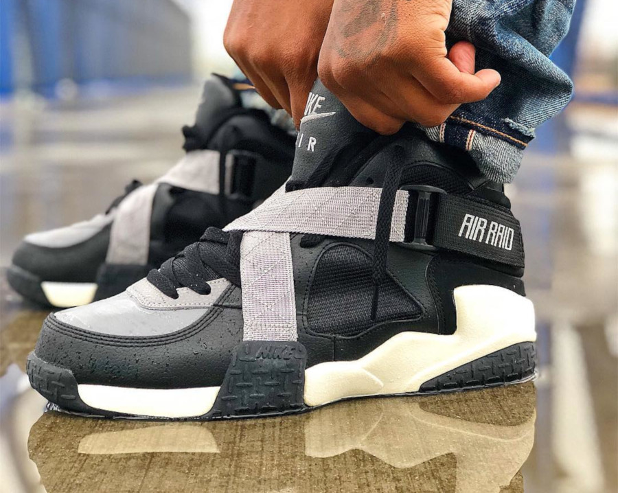 Nike Air Raid II OG Black Fint Grey - @jutway