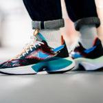 Nike DimSix Signal Flyknit 'Black Blue Hero Blue Gaz'