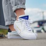Nike Drop Type LX 'Summit White Deep Royal Blue'