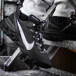 Nike React Element 55 SE Black Anthracite (3M Reflective)