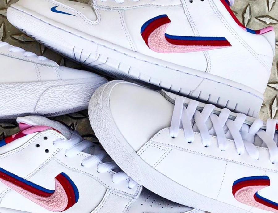 Faut il acheter les Nike SB Dunk Low Parra & Nike SB Blazer
