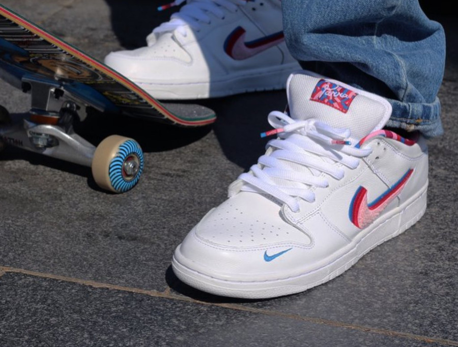 Nike SB Dunk Low Pink Rise CN4504-100 (4-1)