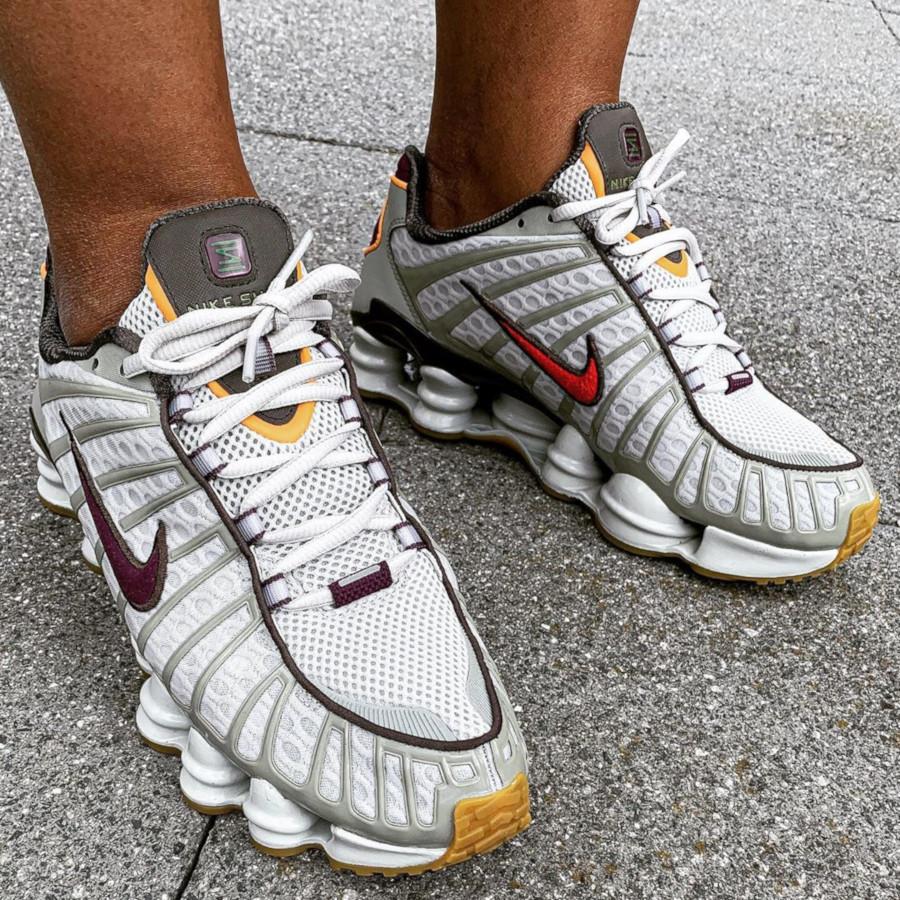 Nike Shox TL Total Viotech Size Exclusive