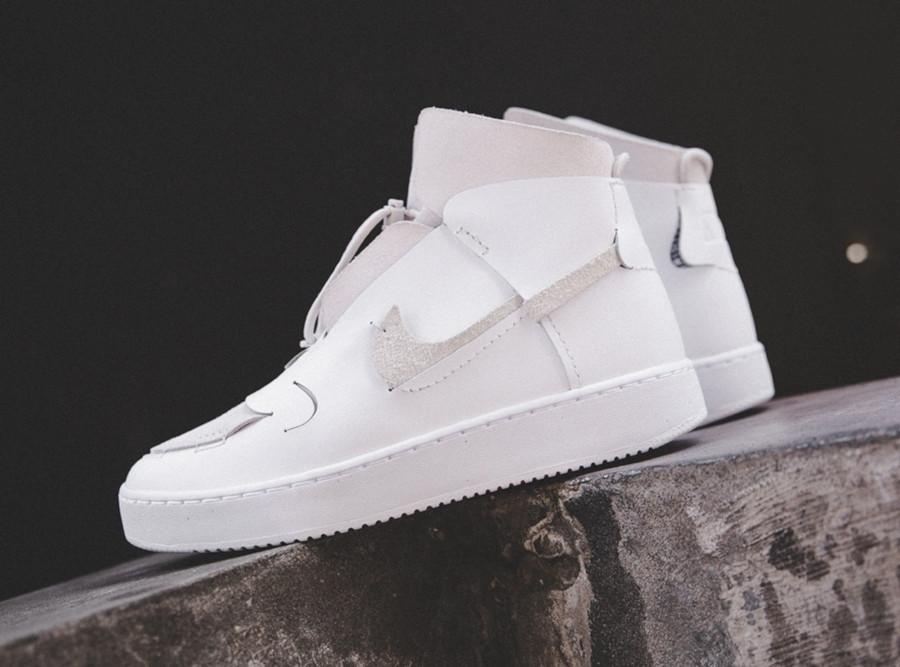 Nike Vandal Vandalised Lux blanche et grise (1)