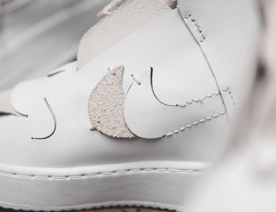 Nike Vandal Vandalised Lux blanche et grise (2)