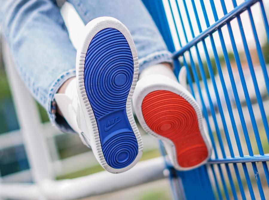Nike Vandal Vandalised Lux blanche et grise (4)
