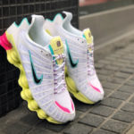Nike Wmns Shox TL 'Pastel' White Luminous Green