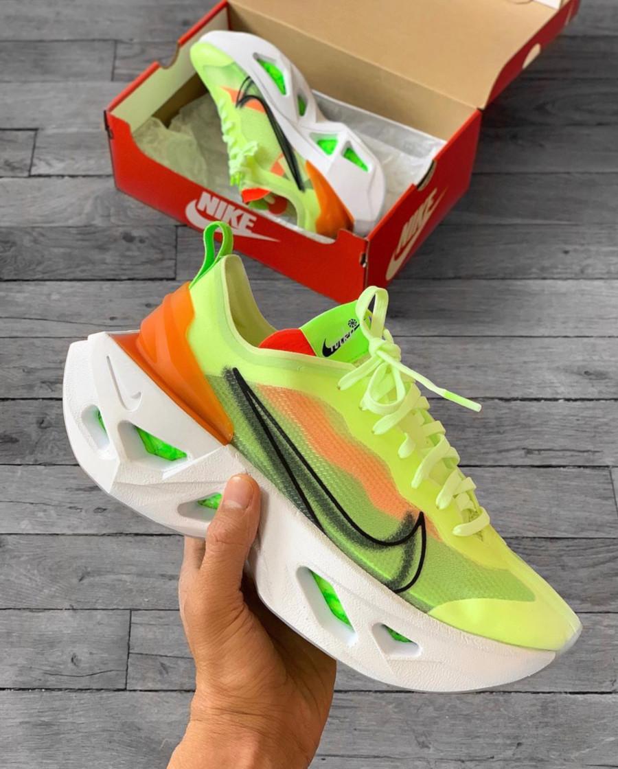 Nike Wmns ZoomX Vista Grind vert fluo (1)