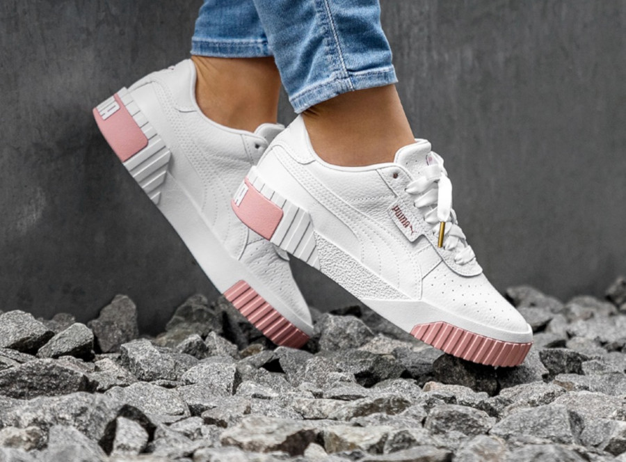 Puma Cali Wn's 'White Rose Gold' 369155-07 (1)