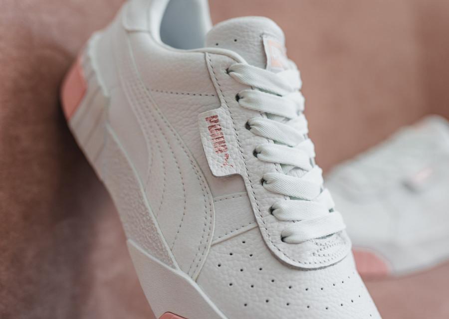 Puma-Cali-Womens-blanche-et-rose-3