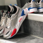 Nasa x Puma RS-X 'Silver' Space Explorer