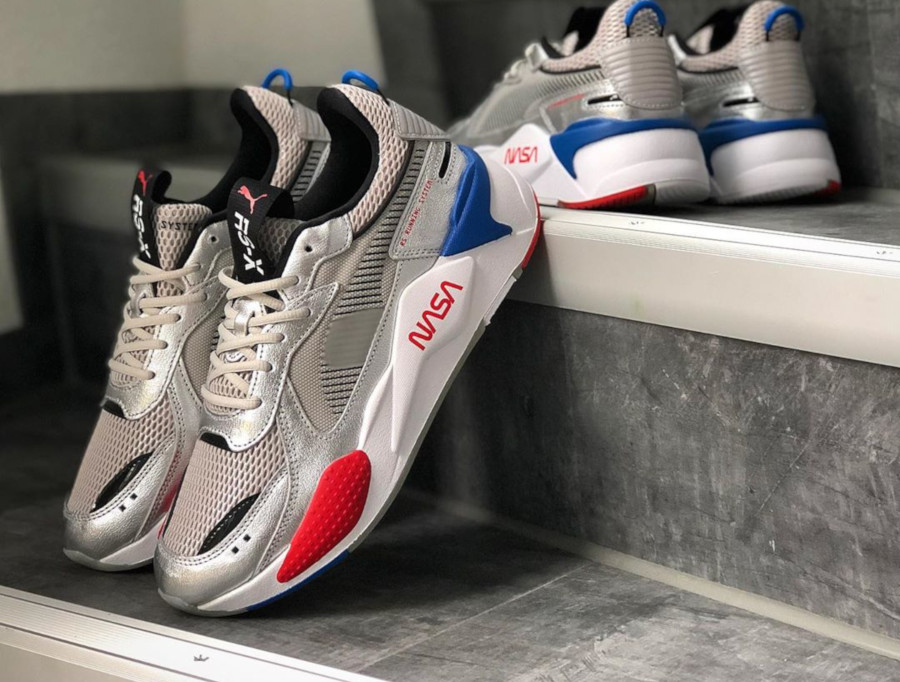 Faut-il acheter la Puma RS-X Nasa Space Agency Explorer ...