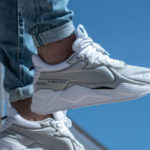 Puma RS-X Softcase 'White High Rise'