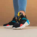 Reebok Aztrek Double NU Pops W 'Black Alloy Teal Geam'