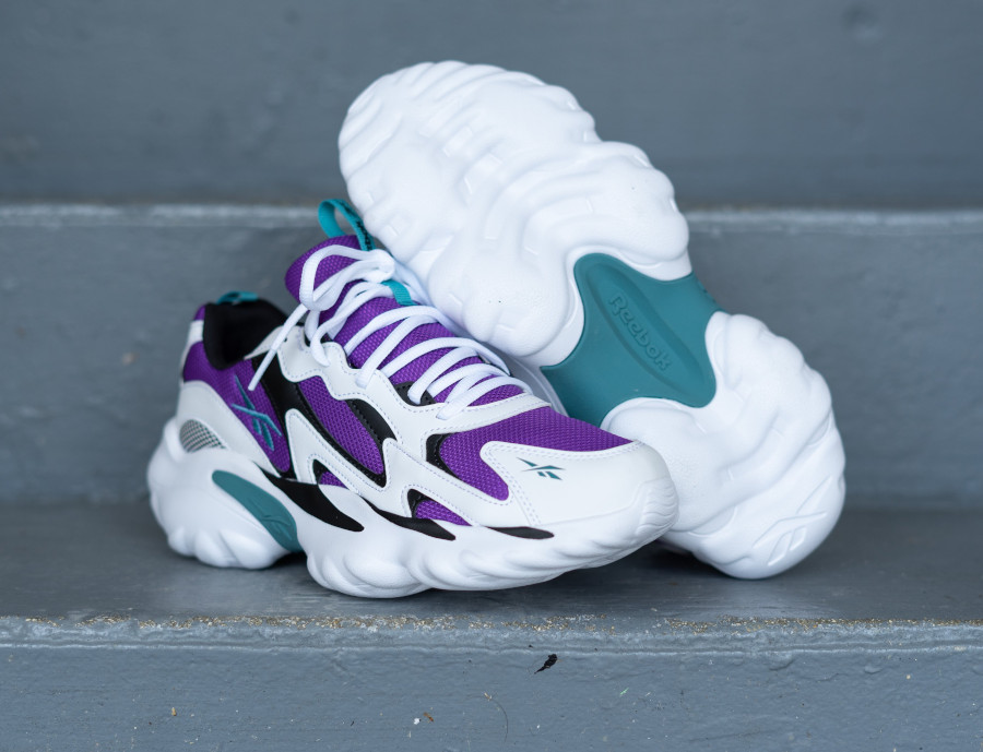 Faut il acheter la Reebok DMX Series 1000 Grape White Purple
