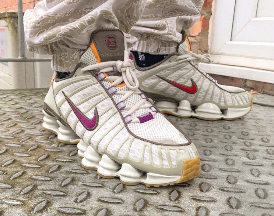 Size x Nike Shox TL Viotech - @d0n.j0nes
