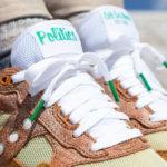 Sneakers Politics x Café Du Monde x Saucony Shadow 5000