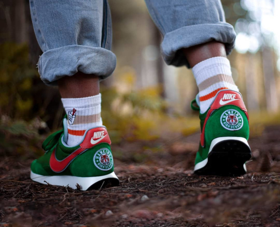 Stranger Things x Nike Air Tailwind 79 Hawkins High - @kozykickz