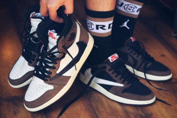Travis Scott x Air Jordan 1 Low