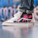 Vans SK8-Hi DX Anaheim Factory 'OG White OG Black Summer Leaf'