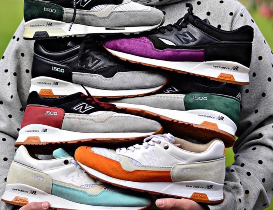 La New Balance 1500 : 15 collaborations qui ont marqué son