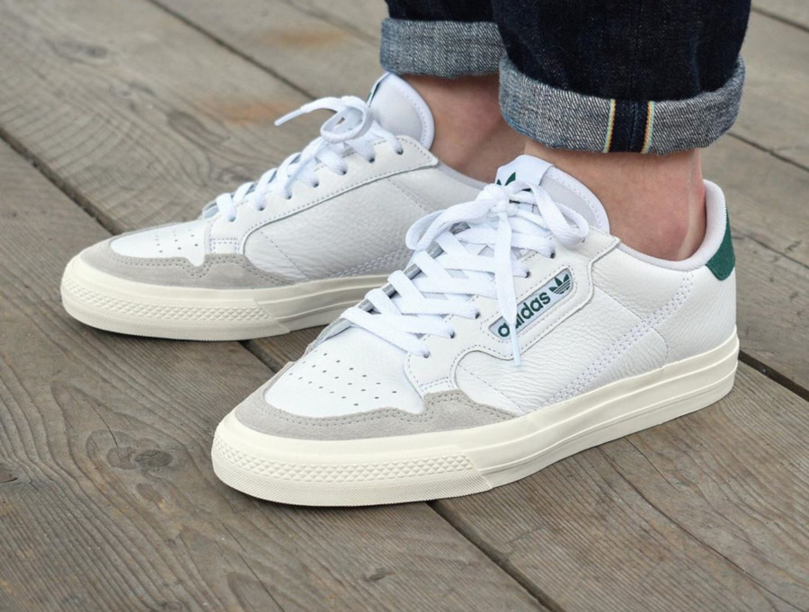 Adidas Continental Vulc 'Stan Smith OG' EF3534