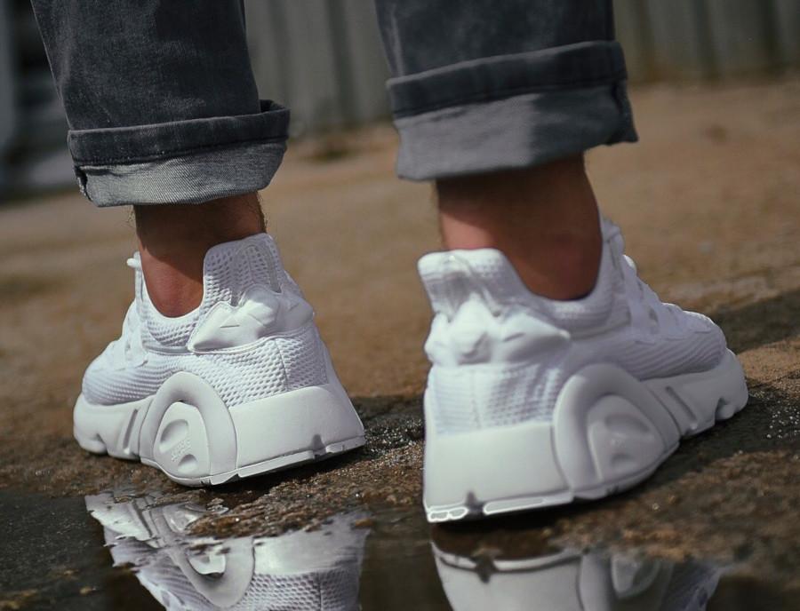 Adidas Lxcon blanche et noire (1)