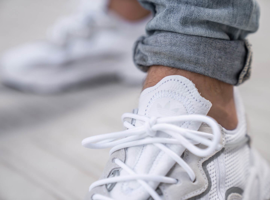Adidas Ozweego 2019 blanche et grise (4)