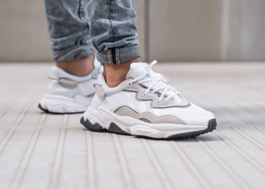 Adidas Ozweego Adiprene Cloud White Black EE6464
