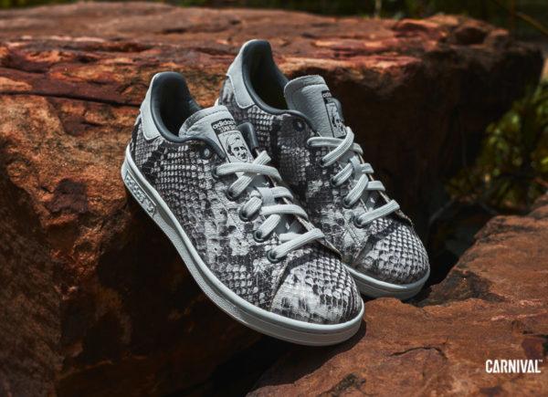 Adidas Stan Smith Snakeskin Python EH0151