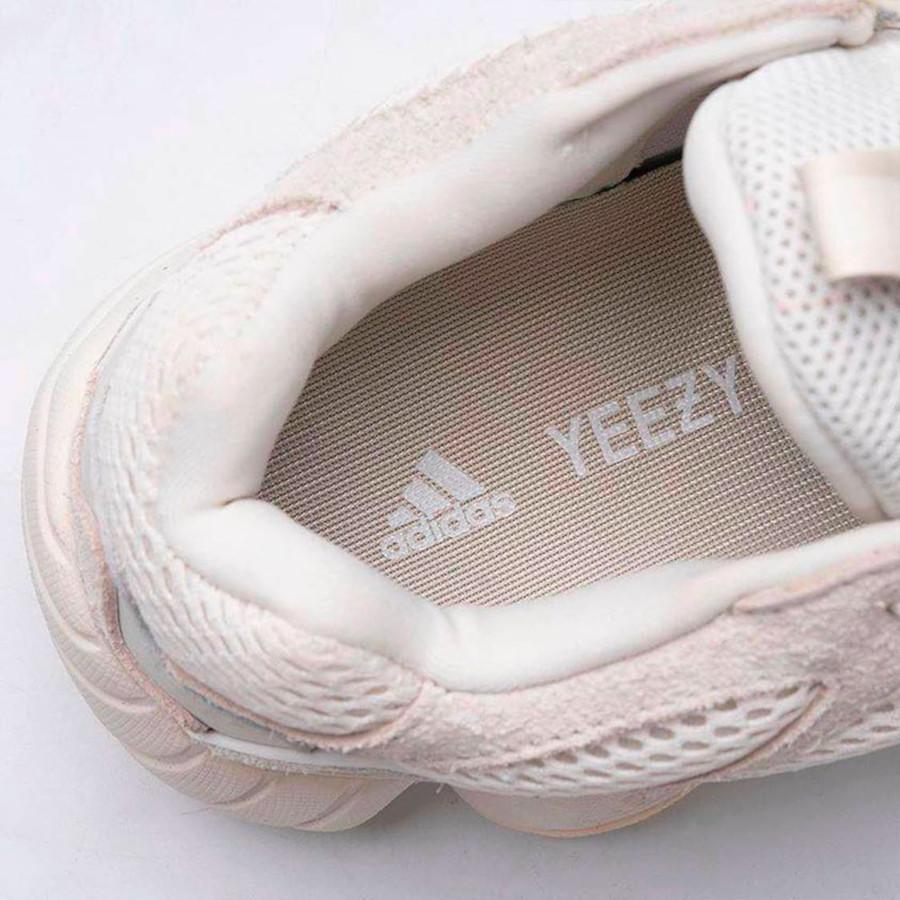 Adidas Yeezy 500 blanc cassé et crème (1)