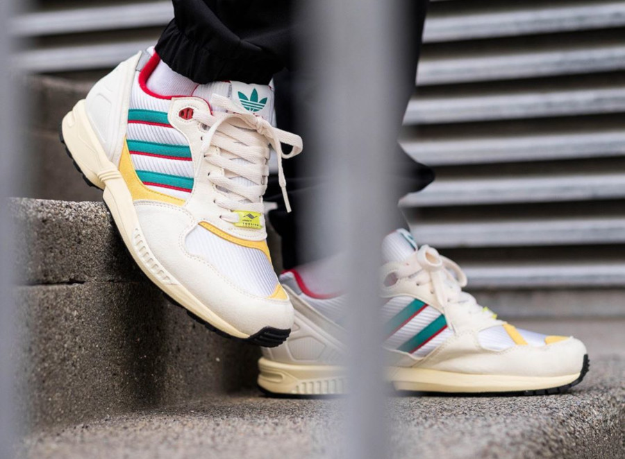 Adidas ZX6000 OG Creme 30 Years of Torsion FU8405