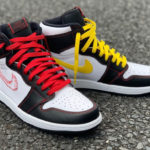 Air Jordan 1 Retro High OG 'Defiant' Tour Yellow