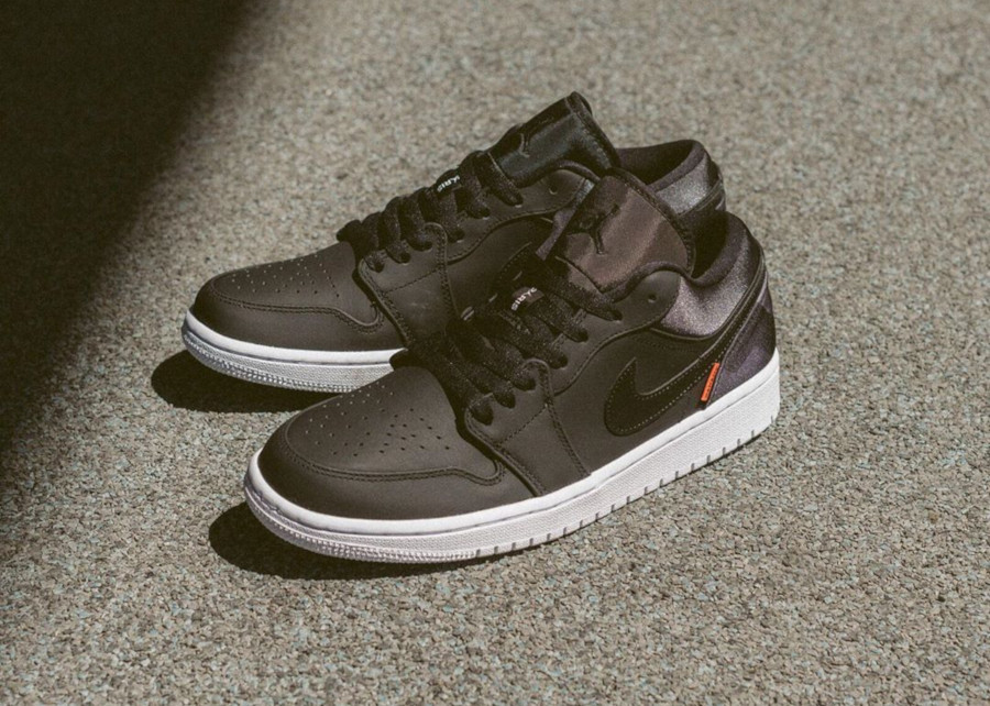Air Jordan 1 Low Ici C'est Paris (2)