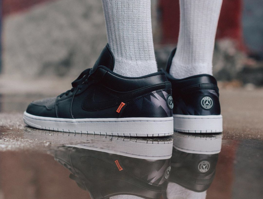 air jordan 1 low psg homme