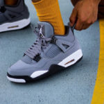Air Jordan 4 Retro Cool Grey 2019 (30th Anniversary)