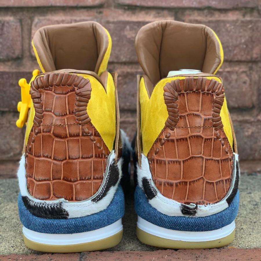 Air Jordan IV Shérif Woody (2)